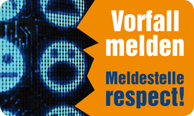 Meldestelle respect!